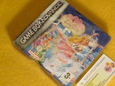 BARBIE PRINCIPESSE DANZANTI Nintendo Game Boy Advance GBA nuovo sigillato