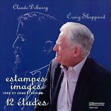 Estampes Images Book I & II & The 12 Etudes