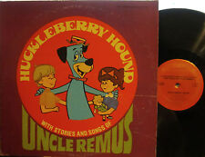 ► Huckleberry Hound - Uncle Remus (TV Soundtrack) (CSP 13829) ('77)