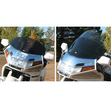 Goldwing GL1500 -FLIP IT WINDSHIELD-Lower is Tinted-Upper  Clear (B20-125)