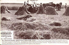 Bickerstaffe. Crop Grown by Mr Thos. Hurst Using Hadfield's Fertiliser.