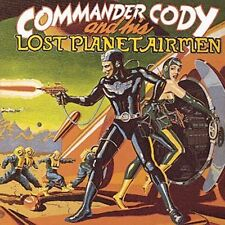 Commander Cody and His Lost Planet Airmen Self-titled cd  Wounded Bird 2003