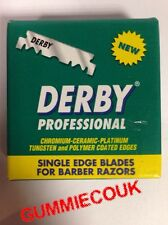DERBY PROFESSIONAL 100 unico bordo LAME