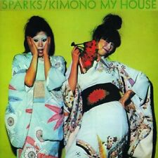 SPARKS KIMONO MY HOUSE 1974 REMASTER CD ROCK 2006 NEW