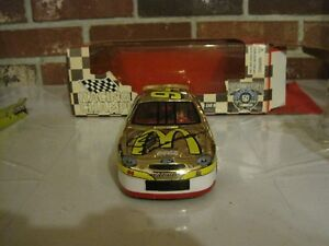 1998 AUTOGRAPH 50TH ANNIVERSARY #94 BILL ELLIOTT 1:24 DIECAST STOCK CAR REPLICA