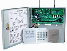 Centrale di allarme PSTN/GSM 8 zone filari + 16 wireless