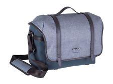 Olympus Explorer Medium Messenger Tasche designed by Manfrotto graublau Windsor