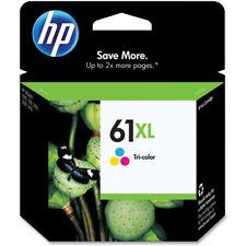 GENUINE HP 61XL OEM Color Ink Printer Cartridge CH564WN 61 XL Deskjet 3050 2050