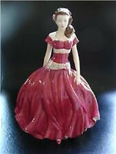 ROYAL DOULTON PRETTY LADIES ENGLISH ROSE HN5029 HN 5029 COA NEW IN BOX