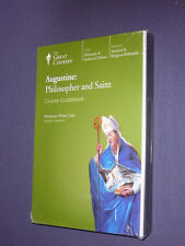 Teaching Co Great Courses CDs      AUGUSTINE  PHILOSOPHER  SAINT    new sealed