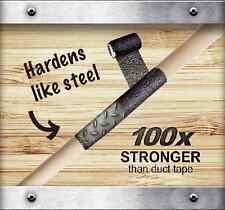 "FiberFix Ridiculously Strong Repair Wrap Fiber Fix 2"" X 50"" Tool Useful Magic"