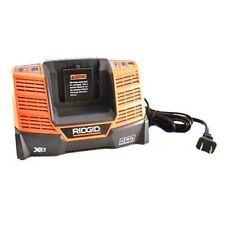 Ridgid 140154020 Multi-Chemistry Charger 9.6V - 18V