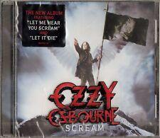OZZY OSBOURNE : SCREAM / CD - NEU