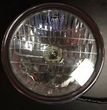 Lámpara Delantera/Cabeza Luz Negro Conjunto para KEEWAY Superlight 125