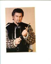 Sherrill Milnes Metropolitan Opera Singer Original Postcard Photo