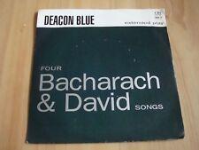 "DEACON BLUE-FOUR BACHARACH & DAVID SONGS [CBS 7""] EP"