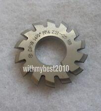 Lot 1pcs Dp18 14-1/2 degree 4# Involute Gear Cutters No.4 Dp18 Gear Cutter