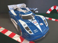1/8 Toyota GT Speed Run RC Car Body Shell 2mm Ofna x3gt Hyper Slash 0171-1s