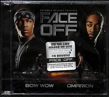 BOW WOW(LIL BOW WOW)/ OMARION - FACE OFF  2007  Import CD Sealed
