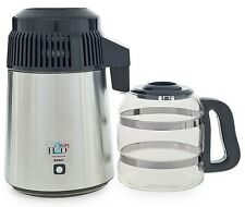 240 Volt Stainless Steel Water Distiller - To use in UK and other 240V countries