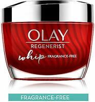 OLAY REGENERIST WHIP ACTIVE MOISTURIZER ANTI-AGING RESULTS FRAGANCE FREE