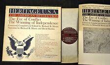 "10"" FOLK LP Richard Morris The Oratory Of The American Revolution Folkways 2190"
