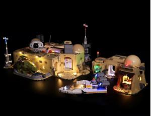 LED Light Kit for Lego 75290 Star Wars Mos Eisley Cantina