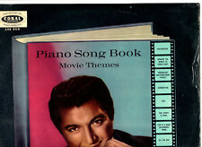 """LIBERACE.PIANO SONG BOOK OF MOVIE THEMES.UK ORIG """"1959"""" LP & INN/CO/SL.EX/EX"""