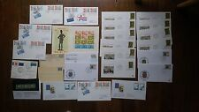 Netherland lot with 26 envelopes FirstDay covers some with diff cities