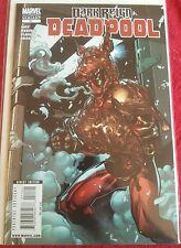 Deadpool 11 2nd Second Printing Dark Reign Variant High Grade