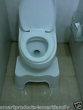 "8"" Toilet Squat Stool to Correct your toilet posture-For easy Defecation"