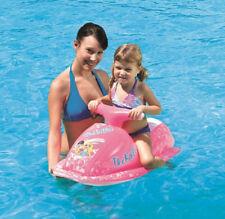 Moto d'acqua rosa gonfiabile per mare piscina bambine canotto giochi giocattoli