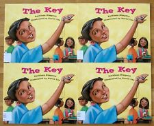 Lot 4 THE KEY Guided Reading Fiction Level M, Rigby VGC L6
