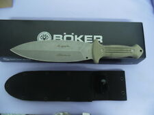 BOKER KNIFE 122578 SMATCHET 2.1 FIXED BLADE N690 GERMAN MICARTA S# 157 NEW!!!