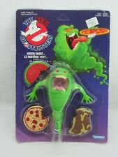 VINTAGE,SLIMER,GREEN GHOST,THE REAL GHOSTBUSTERS,MOC,sealed,1986,French