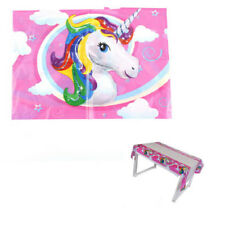 Tovaglia di unicorno baby shower party supplies table cover festa di compleannoX
