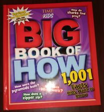 Big Book of How Revised and Updated:1,001 Facts Kids Want to Know Homeschool