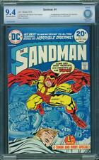Sandman # 1 US DC 1974 Jack Kirby Story & type CBCS 9.4 Presque comme neuf +