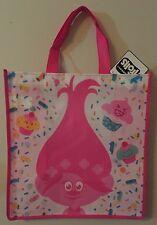 DreamWorks TROLLS Large Gift Bag Reusable Eco-Tote - NEW! Poppy