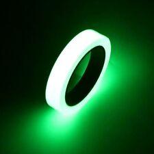 10M 10mm Luminous Self-adhesive Warning Tapes Night Vision Glow In Dark Security