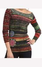 Desigual Morris Ladies Sweater Size S Small