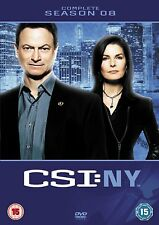 CSI New York: Complete Season 8 Box Set (5 Discs) (DVD)