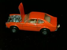 Auto Ford Capri - Farbe Orange - Matchbox Lesney England 1970