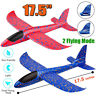 EE_ OUTDOOR FUNNY HAND THROWING GLIDER FLYING AIRPLANE AIRCRAFT CHILDREN KIDS TO