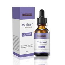 Retinol + Vitamin E SerumFace Skin Brightening Toner Firming Anti Aging Wrinkle