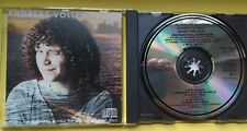 Andreas Vollenweider  Behind the Garden - Behind the Wall - Under the Tree cd