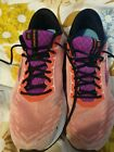 Brooks Ravenna 10 Athletic Running Gym Shoes Trainers UK 8 Coral