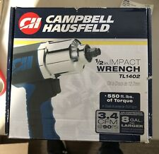 """Campbell Haudfeld 1/2"""" Air Impact Wrench TL1402"""