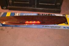 2002-2009 Chevrolet Trailblazer Rear Hatch Spoiler 02-09 Brake Light maroon