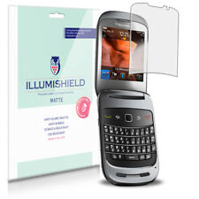 iLLumiShield Anti-Glare Matte Screen Protector 3x for BlackBerry Style 9670